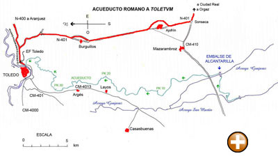 Acueducto a Toletum